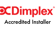 Dimplex Accredited Installer