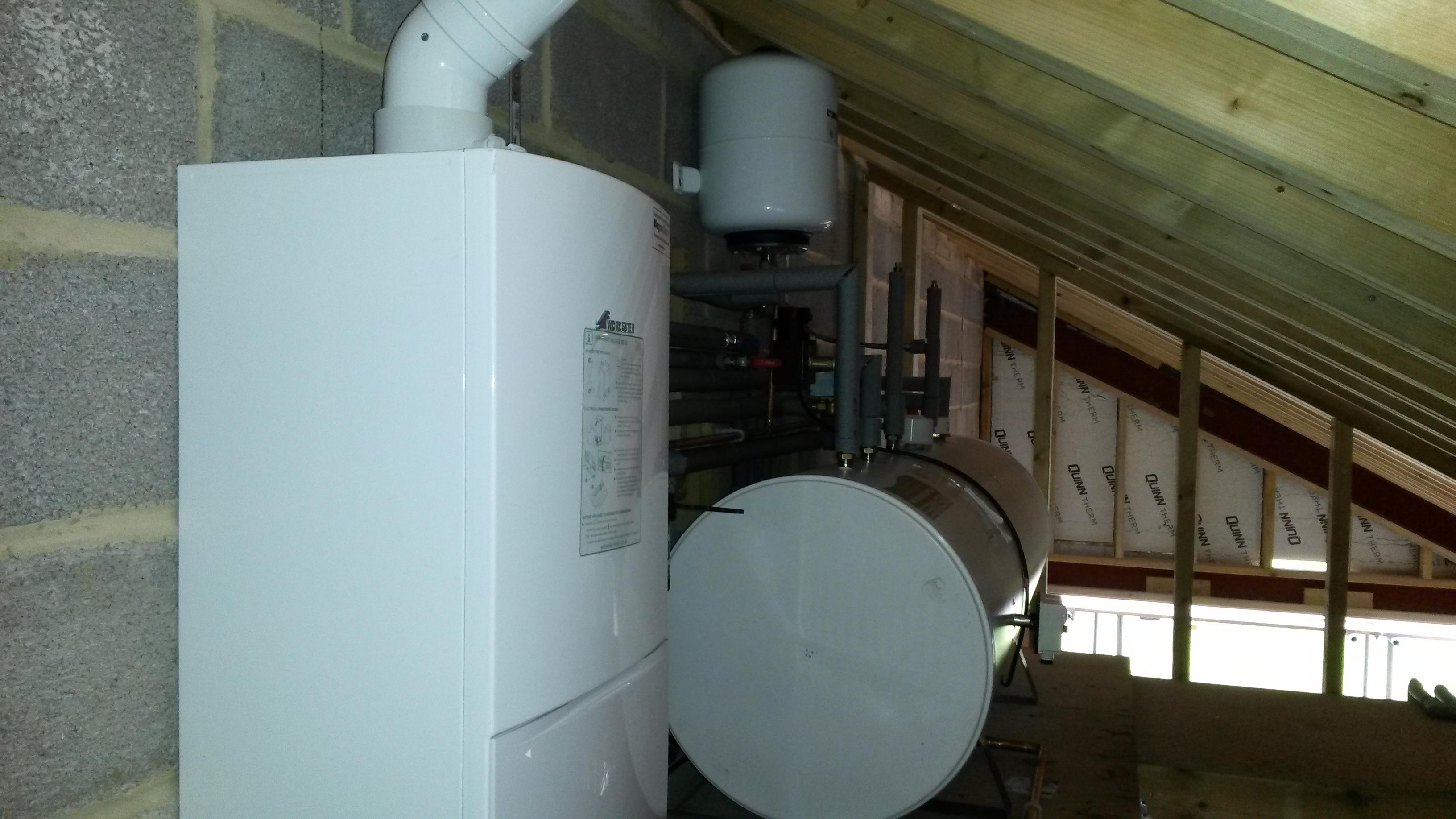 Boiler Installation. | Heat-Tek