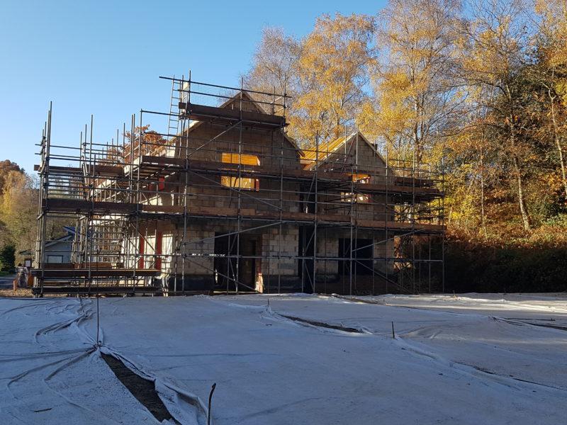 Luxury New Build Houses.